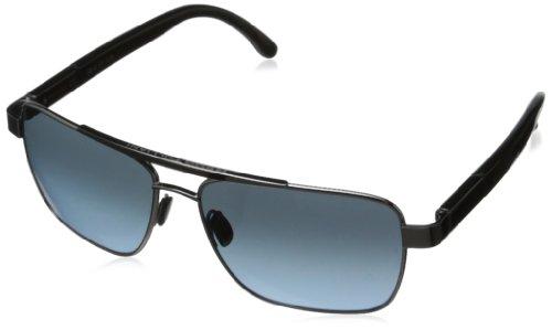 Remo Tulliani Men's Envy VIS123 Rectangular Sunglasses - ...