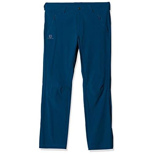 chollos oferta descuentos barato Salomon Wayfarer Straight P M Lt Pantalón Hombre Azul Poseidon 52