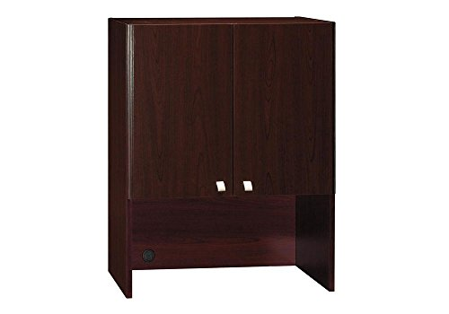 Storage Hutch 30'' Harvest Cherry Dimensions: 28.875''W x 14''D x 67''H Weight: 79 lbs by Bush Business Furniture