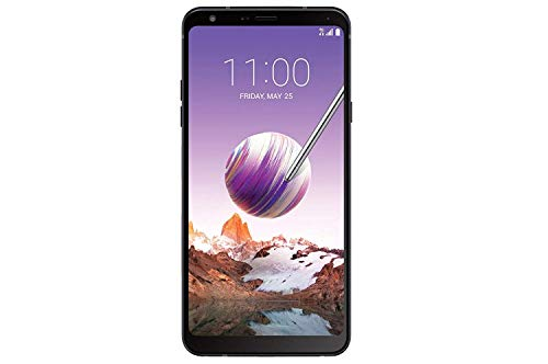 LG Stylo 4 Phone 32 GB Black, Metro Pcs Locked - (Renewed)