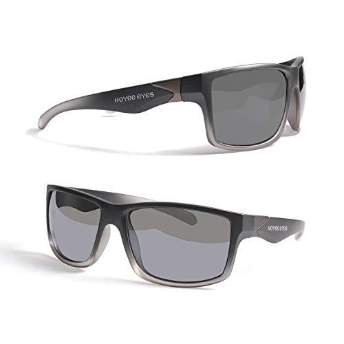 e2149f4ac16 Hoyee Eyes Unisex Polarized Aluminum UV protection Sunglasses Fashion  Eyewear