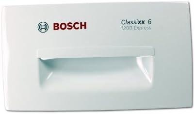 Bosch Lavadora Empotrable Dispensador de Jabón Cajón Mango: Amazon ...