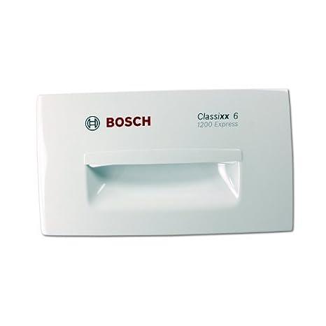 Bosch Lavadora Empotrable Dispensador de Jabón Cajón Mango ...