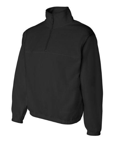 Womens Quarter Zip Fleece - 4
