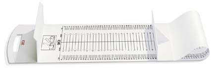 Seca 210 Infant Measure Mat - For Infants and Small Children by Seca (Image #1)