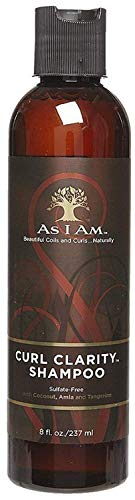 As I Am Curl Clarity Shampoo, 8 oz (Pack of 4)