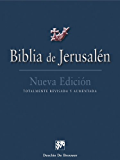 Biblia de Jerusalén (Spanish Edition)