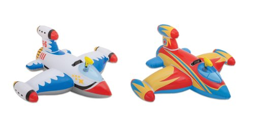 Intex 56539EP Water Gun Spaceship Ride-Ons (pack of 2)
