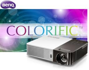 Colorific BenQ GP20 Ultra-Lite LED 700 Lumen Projector