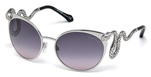 roberto-cavalli-womens-menkalinan-890s-890-s-16b-silver-snake-cat-eye-sunglasses-57mm