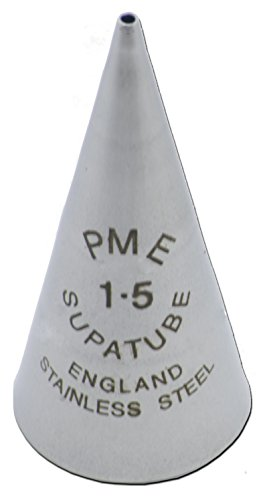 PME Seamless Stainless Steel Supatube, Writer No.1.5