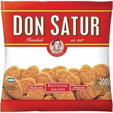 Don Satur- Bizcochos 200grs (3-Pack)