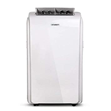 3e71f0b90e7 Image Unavailable. Devanti 14000BTU 4 in 1 Portable Air Conditioner with  Heater ...