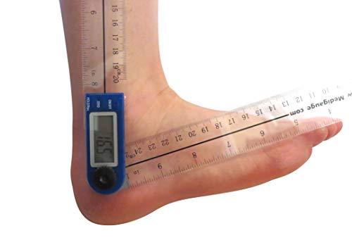 Medigauge Electronic Digital Goniometer for Orthopaedics, Orthopedics, Chiropractic, Sports Medicine