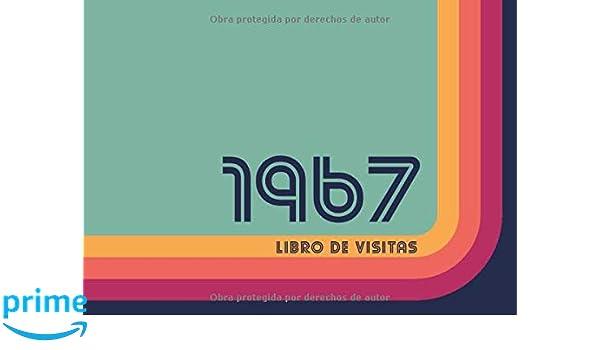 1967 Libros de Visitas: Libro de visitas para fiestas de ...