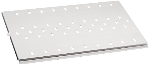 Eberbach E2870 Aluminum Micro Slide Trays for 25 x 75mm Slides