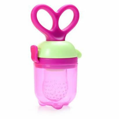 New Bottle Feeding Nipple Feeder Fresh Food Milk Nibbler Food Feeding Tool Safe Baby Bottles Mamadeira 3Size/Pcs^Promoting rotation M.