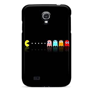 Tough Galaxy JlN322iFdN Case Cover/ Case For Galaxy S4(pacman)