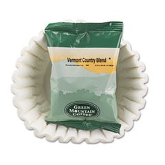 Green Mountain Coffee Roasters 4162 Vermont Rural area Blend Coffee Fraction Packs, 2.2oz, 100/carton
