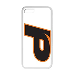 NCAA Pacific Tigers Alternate 1999 White For SamSung Galaxy S5 Phone Case Cover