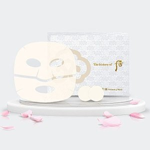 Korean-Cosmetics-LG-The-Hisotry-of-Whoo-GongjinhyangSeol-Brightening-Bit-Mask-Sheet-8-Patch-2ea-8ea