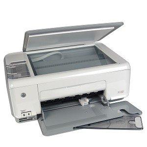 Hewlett-Packard Photosmart C3140 All-in-one Printer/Scanner/Copier