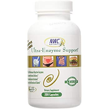 Amazon.com: NWC Naturals ultra-enzyme Support las enzimas ...