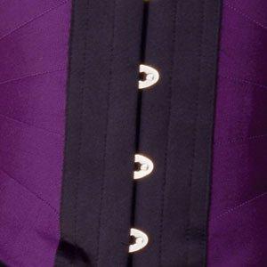 Vollers Purple Petersham Waspie V50