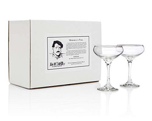 The Ritz Paris Cocktail Coupe (Gift Box Set of ()