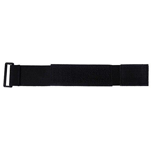 FLOVEME Sport Running Wrist Arm Band Pouch Tasche Hüllen Schutzhülle - Case für iPhone 7 Plus, Phones under 5.5 inch - schwarz
