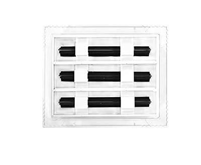 8X6 Standard Linear Slot Diffuser