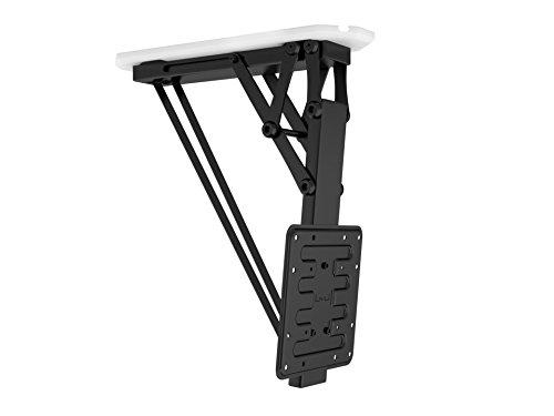 """Multibrackets 1028 55"""" Noir Support Plafond d'écrans Plats - Supports plafonds d'écrans Plats (30 kg, 81,3 cm (32""""), 139,7 cm (55""""), 100 x 100 mm, 400 x 400 mm, Noir)"""
