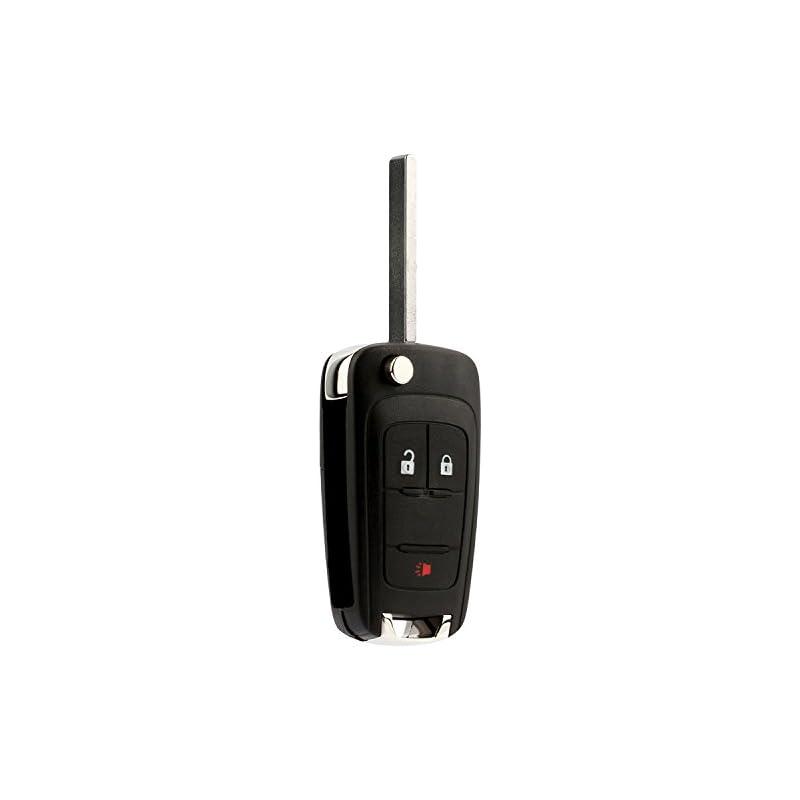 5918997-2 Pack Jewel FORD OEM TRANSPONDER CHIP IGNITION MASTER KEY Ford Logo 82 GRV IPATS RFID