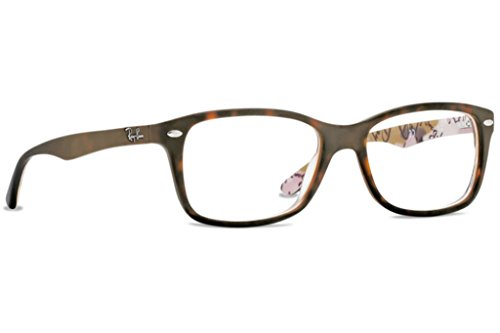 17c1b1840a Galleon - Eyeglasses Ray-Ban Optical RX 5228 5409 TOP MAT HAVANA SU TEX  CAMUFLAG