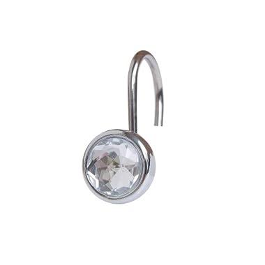 Elegant Home Fashions Acrylic Jewel Hook