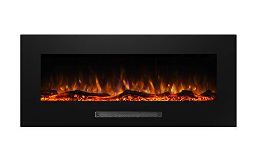 50 wall fireplace - 9