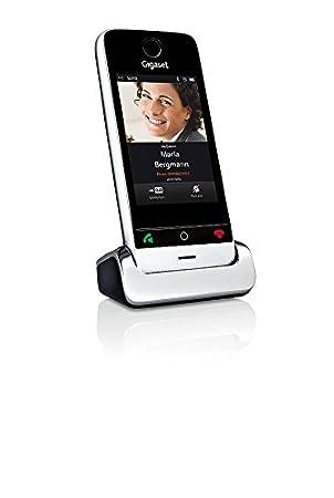 Amazon.com: Siemens Gigaset SL910H microteléfono adicional ...