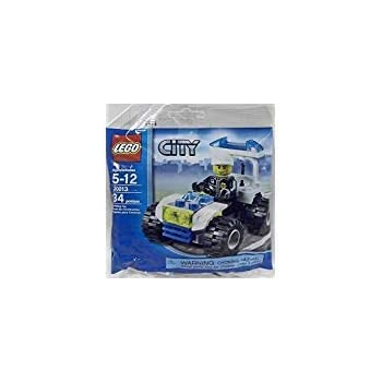 LEGO CITY Polizei ATV Quad 30228 *2014*