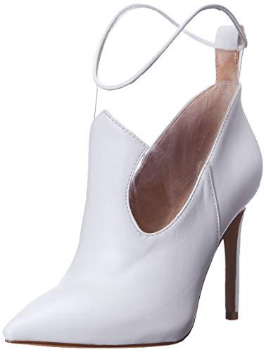Jessica Simpson Women's Periya Fashion Boot, Bright White, 8.5 M