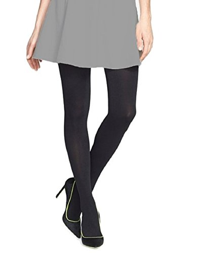 DKNY Womens Control Tights Black