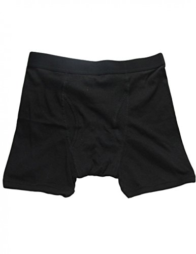 iHeartRaves Hide Your Stash Boxer Briefs (Medium, Black)