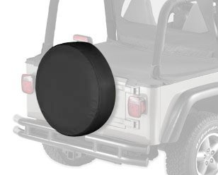 Bestop 61029-15 Bestop Tire Cover 29'' x 9'' Spare Tire Cover Tire Cover 29'' x 9''