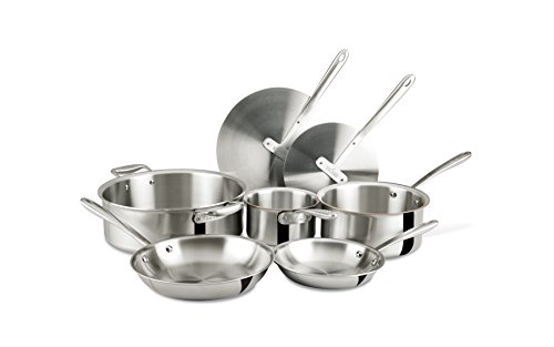 All-Clad 7-Piece Integrity Cookware Set