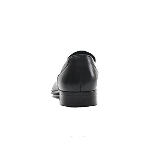 per Casual Il Uomo Scarpe da NIUMJ Tempo Libero Black Traspiranti Xvq65