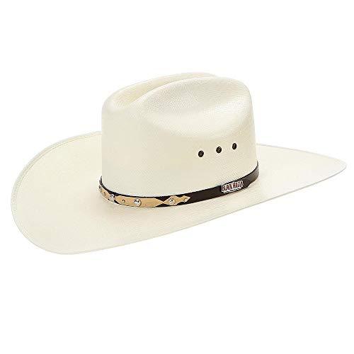 Chapéu 20X Roper Branco Black Angus 22865