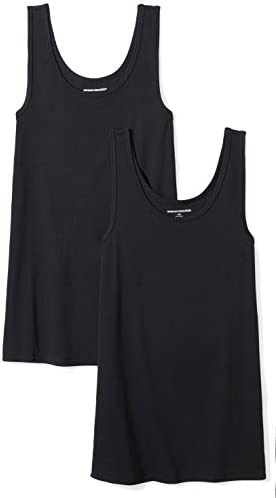 Amazon Essentials Womens 2 Pack Slim Fit product image