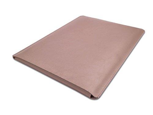 JUSTYOU Laptop-Tasche Laptop-Hülle 11/13.312 Zoll dünne Ledertasche 13 inch powder