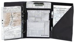 IFR Three-Ring Trifold Kneeboard