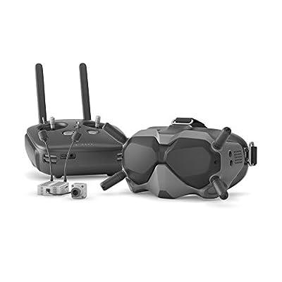 DJI FPV Fly More Combo (Mode 2) FPV Drone Racing: Camera & Photo
