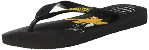 Mixte Havaianas Noir Tongs 0090 Adulte Tunes Looney black Uv4qnW6vtr
